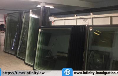بیزنس تولید پنجره روی سقف در کانادا